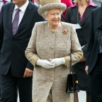 Uradni obisk kraljice Elizabete v Sloveniji / Official visit by Queen Elisabeth to Slovenia