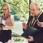 Poroka na Otočcu / Wedding at Otočec